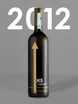 Txakolina K5 añada 2012