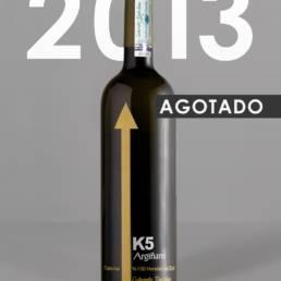 Txakolina K5 añada 2013