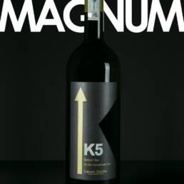 Botella Magnum K5 Txakoli